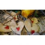 Keramik für Ostern & Keramik-Herzen